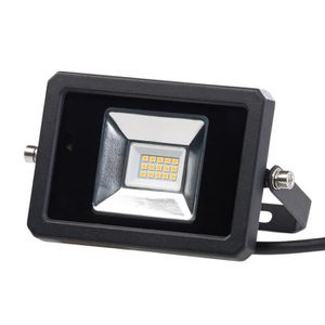 c/âble de 1,5 m projecteur LED ext/érieur IP66 /étanche LED ext/érieur Spot avec d/étecteur de mouvement /éclairage blanc froid 6500 K 2100 lm lampe /à /économie d/énergie pour cour sans fiche 100w