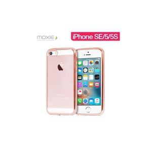 Coque Moxie Softbrush Rose Gold Pour Iphone Se 5 5s Achat Coque