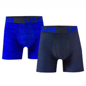 SHORT Under Armour Lot de 2 boxers Tech 6