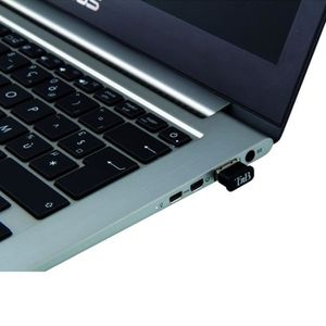 ADAPTATEUR BLUETOOTH T'nB - Adaptateur USB Bluetooth 4.0 - Noir - ADABT