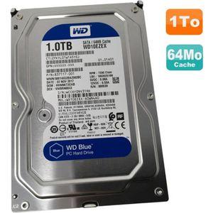 Bulk Mod/èle al/éatoire WD Green Disque dur interne Desktop Mainstream 3 To 3,5 pouces SATA intellipower