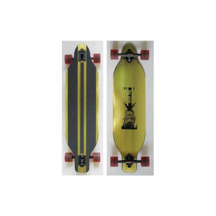 Skate Longboard Or 40-