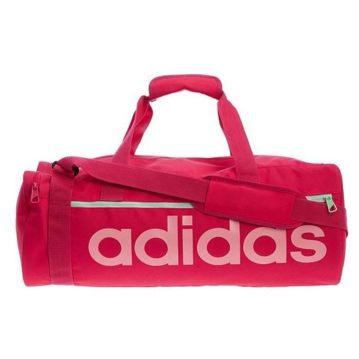 Sac De Sport Adidas Vivid Rose Femme