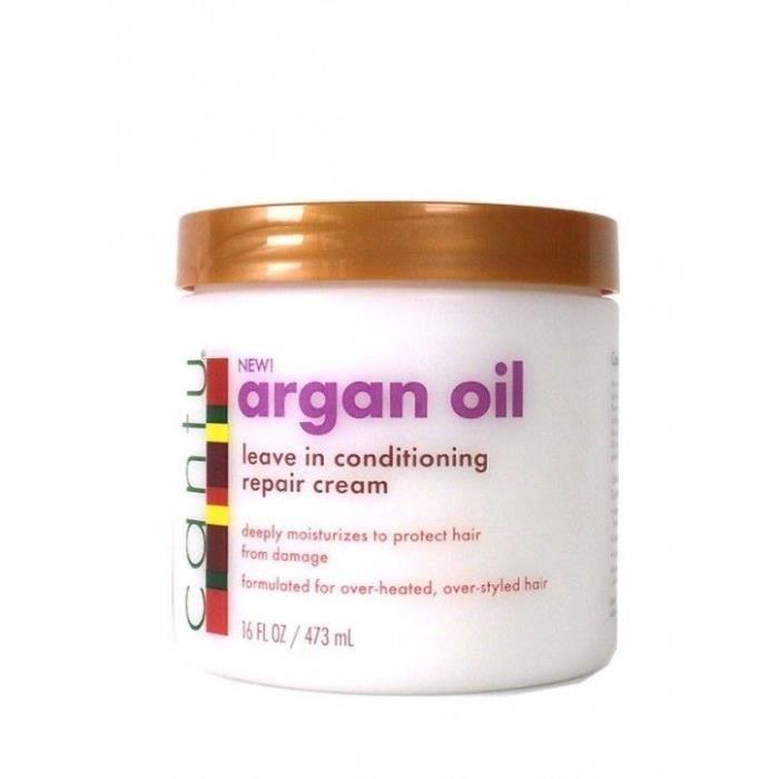 CANTU ARGAN - Après Shampoing sans rinçage 453g