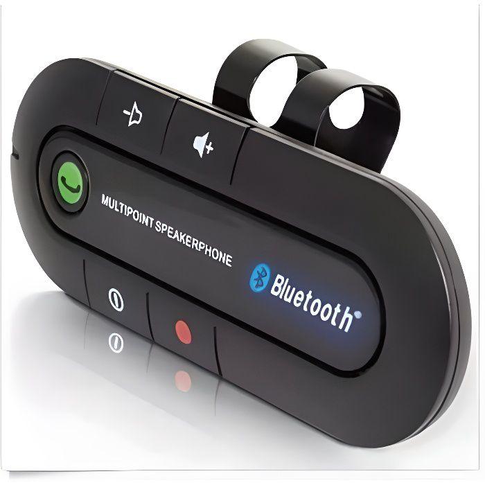 Bluetooth Pare-soleil Voiture Kit Main Libre