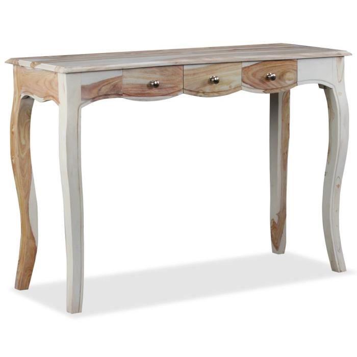 Elégant - Table Console Table d'Entrée Vintage décor - Table de drapier Console - style industriel Armoire console Table ®QJFOSF®
