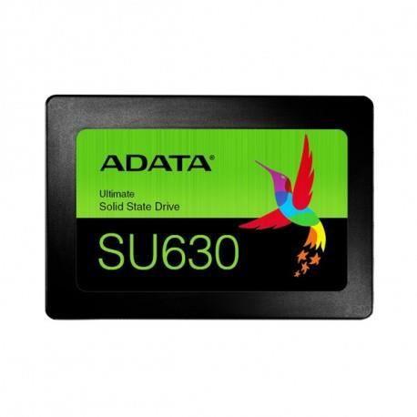 SSD 240Go 2.5 SATA3 ADATA-SU630 lecture 520Mo/s. ecriture 450 Mo/s Réf : ASU630SS-240GQ-R Garantie 2 ans