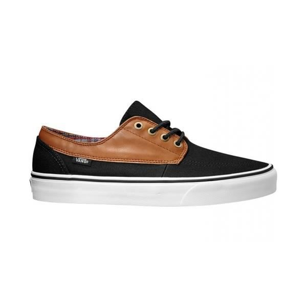 Basket Vans Brigata C&l Black Noir
