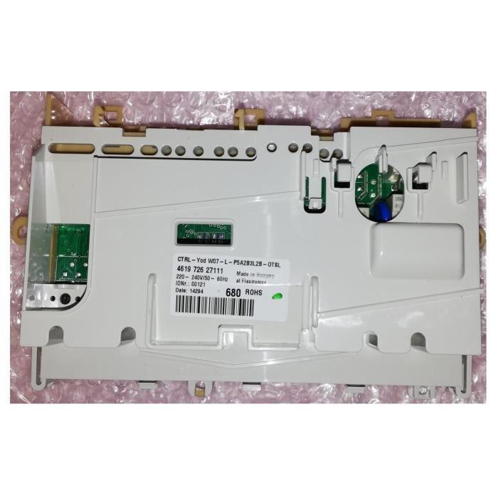 Whirlpool 481010413924 Module de contrôle programmé lave-vaisselle