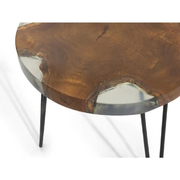table basse table d appoint en bois reno achat. Black Bedroom Furniture Sets. Home Design Ideas