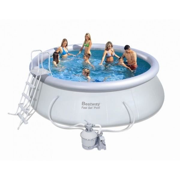 Piscine autoportante x filtre sable achat for Piscine autoportante