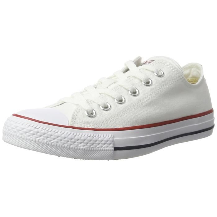 converse femmes all star blanche