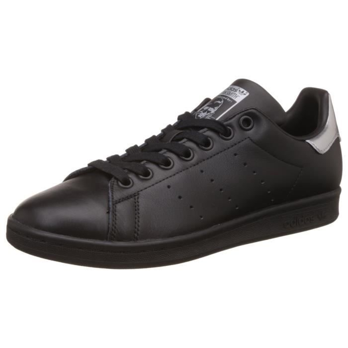 basket femme adidas stan smith noir
