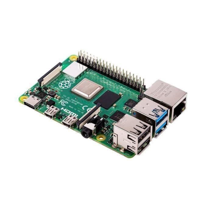 Les meilleurs Raspberry Pi 4 3