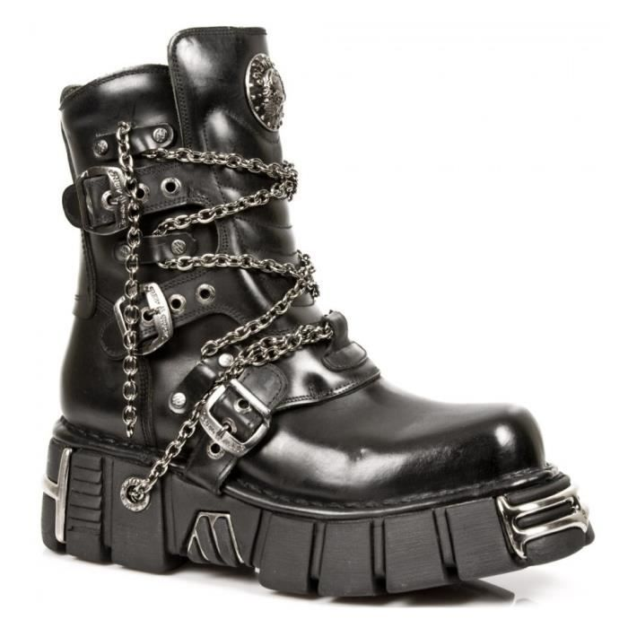 Bottes GOTH - New Rock - M.1011-S1-36.