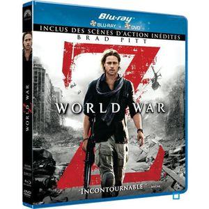 BLU-RAY FILM Blu-Ray World war Z