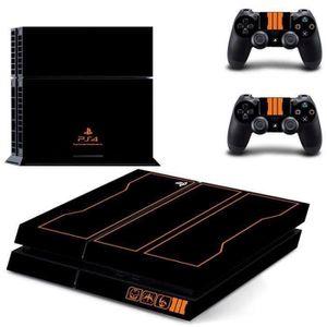 STICKER - SKIN CONSOLE Aihontai Call of Duty Black Ops 3 Noir Skin Sticke