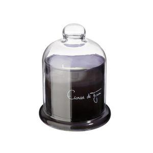 CLOCHE DÉCORATIVE Bougie parfumée sous cloche - Atmosphera