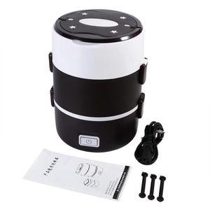 LUNCH BOX - BENTO  3Tier Boîte à Lunch Électrique Boîte à repas chauf
