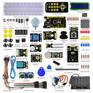 CARTE MÈRE Super 1602LCD Starter Kit for Arduino LED RFID Ser