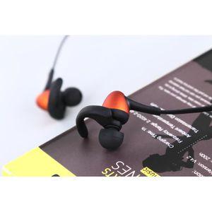 CASQUE - ÉCOUTEURS 2019 Crochet d'oreille Bluetooth sans fil Sport Jo