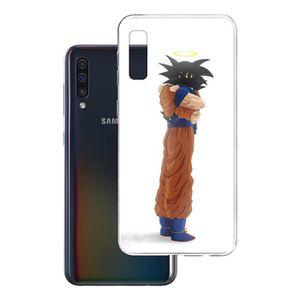 Coque Samsung Galaxy A50 Black Goku