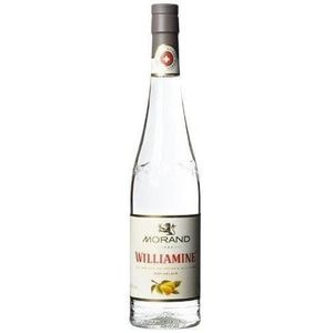 DIGESTIF EAU DE VIE Williamine Morand Eau-de-Vie de Poire Williams 70c