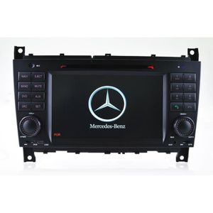 autoradio mercedes w203 achat vente autoradio mercedes. Black Bedroom Furniture Sets. Home Design Ideas