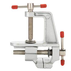 Homyl /Étau en Alliage dAluminium Pivotant Rotatif /à 360/° Pince pour Perceuse /Électrique Stent Grinder Outils Support