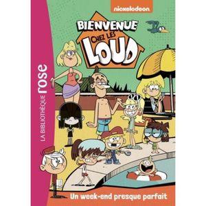 Bienvenu Chez Les Loud Achat Vente Pas Cher