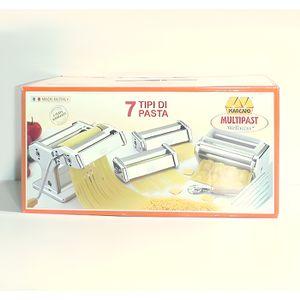 MACHINE À PÂTES Machine à Pâtes MULTIPAST avec 6 accessoires