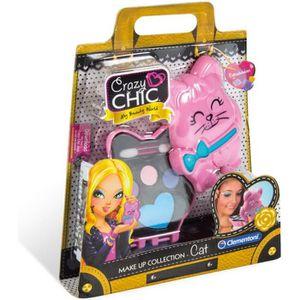 COIFFEUR - ESTHÉTIQUE CLEMENTONI Crazy Chic - Mini palette de Maquillage