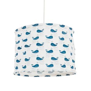 LUSTRE ET SUSPENSION Lustre - suspension baleines pour enfant diamètre