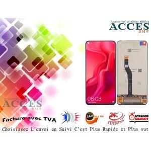 ECRAN DE TÉLÉPHONE Vitre Tactile Ecran LCD Honor View 20 Pct-L29 Noir