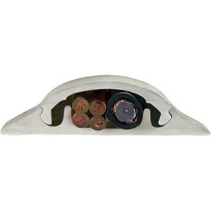 GOULOTTE - CACHE FIL Protège-câbles HAMA, semi-circulaire /0,9cm