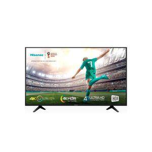 Téléviseur LED TV intelligente Hisense 50A6100 50