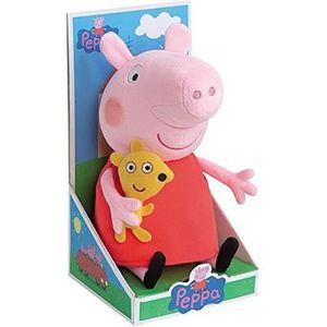 PELUCHE JEMINI Peluche Peppa Pig 30 cm