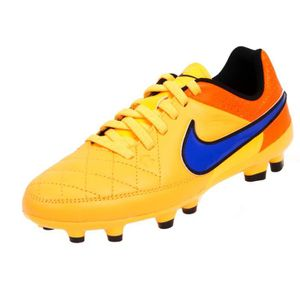 buy popular d43af 42655 CHAUSSURES DE FOOTBALL Chaussures football moulées Tiempo jr genio org -