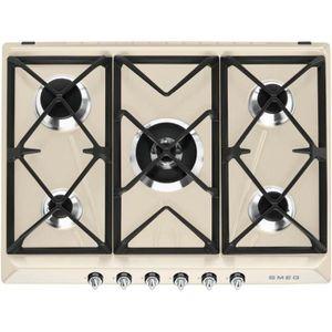 PLAQUE GAZ Smeg Victoria SR975PGH - Table de cuisson au gaz -