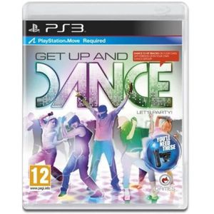 JEU PS3 Get Up And Dance [Importer espagnol] [PlayStation