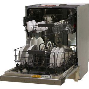 LAVE-VAISSELLE Lave vaisselle encastrable 60 cm  WBC 3 C 26 X