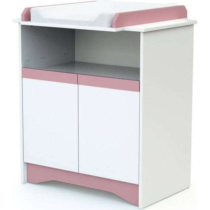 AT4 Cotillon Commode - Rose