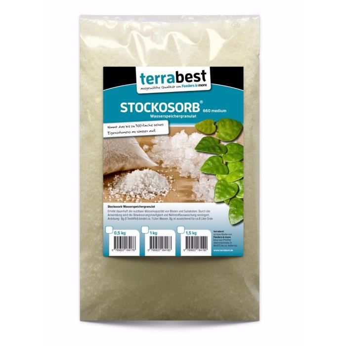 Hydroretenteur STOCKOSORB 500 g