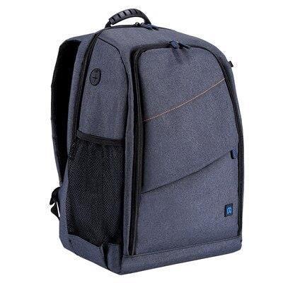 WL4654 Sac à dos Portable étanche et extérieur résistant aux rayures double épaule sac à dos accessoires pour appareil P