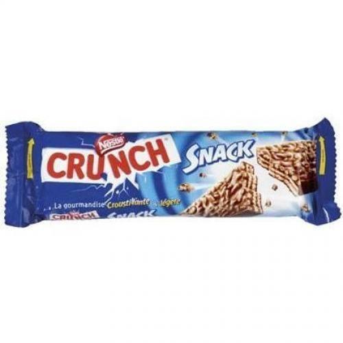 Hellocandy Crunch Snack Boite 30 Nestle Barres Chocolatées