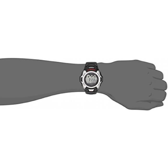 Montre Bracelet CASIO montre de sport solaire pour femme, résine gwm500a-1 g-shock K6TD2