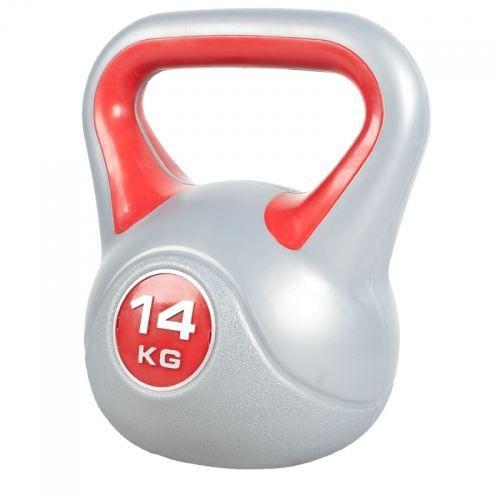 Gorilla Sports Poids Kettlebell 14kg plastique …