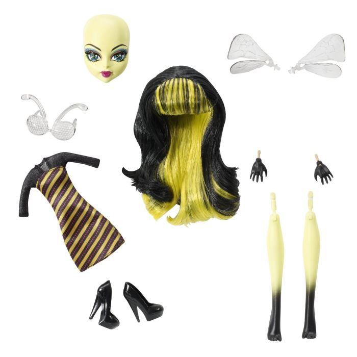 Monster High Bee Girl