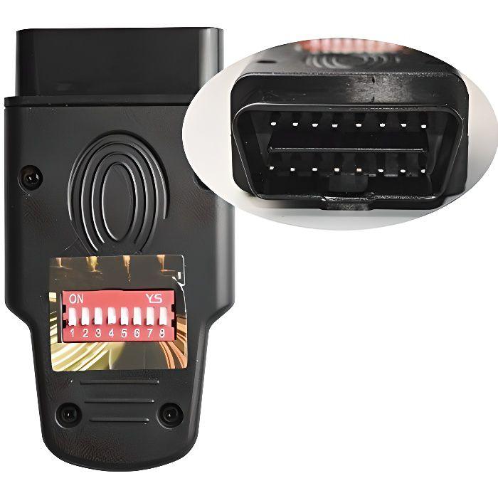 VAG BYPASS - Interface De Désactivation Antidémarrage Audi VW Seat Skoda - VAG COM VCDS AUTOCOM DELPHI