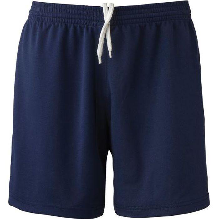 Short Football Polyester Marine